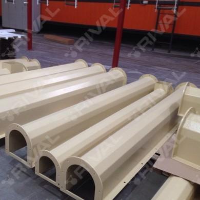 Производство конвейерного оборудования екатеринбург шнековый транспортер для сыпучих продуктов купить в курске